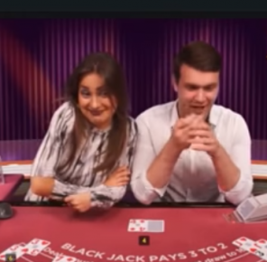 Live Player V-Gina Blooper