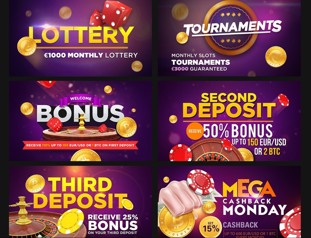 Megawins Casino Promotions