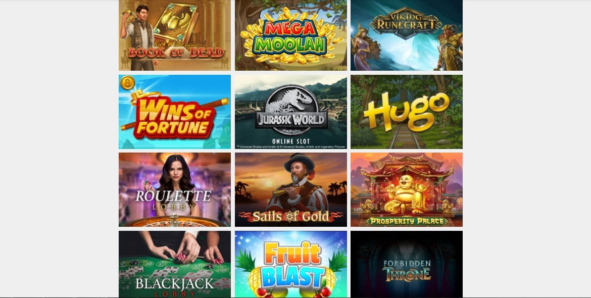 Vegas Hero Casino Hot Games