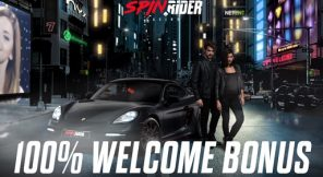 Spin Rider Casino - Welcome Bonus