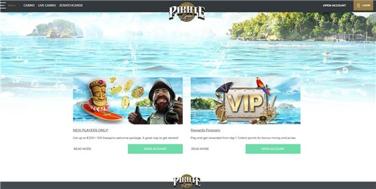 PirateSpin Bonuses