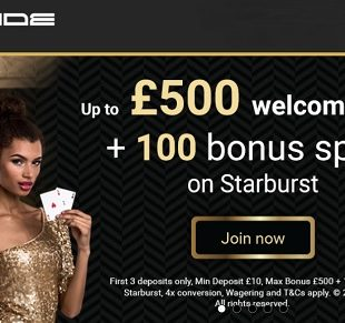 Rich Ride Casino - New Uk Casino Welcome Offer