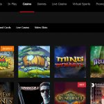 MansionBet Casino Homepage