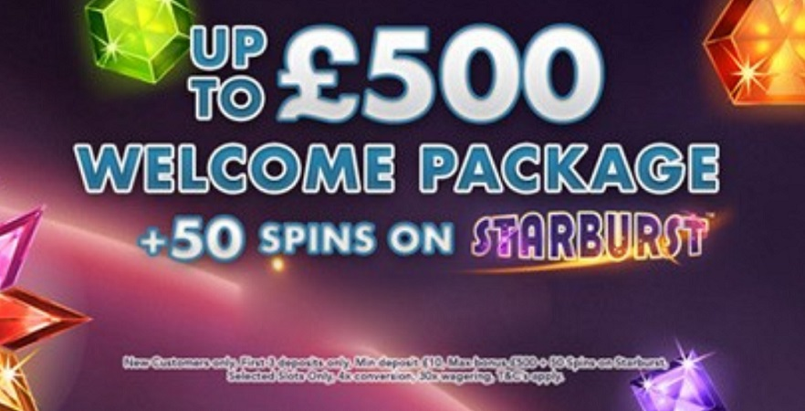 PlayUK Casino - Welcome Offer
